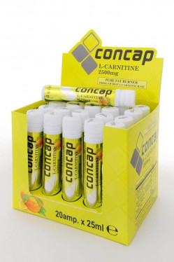 Concap L-Karnitina - 20 x 25 ml