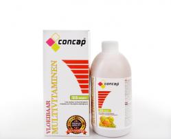 Concap - Witaminy i minerały w płynie