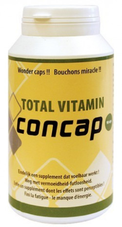 Concap Total Vitamin - 120 kapsułek